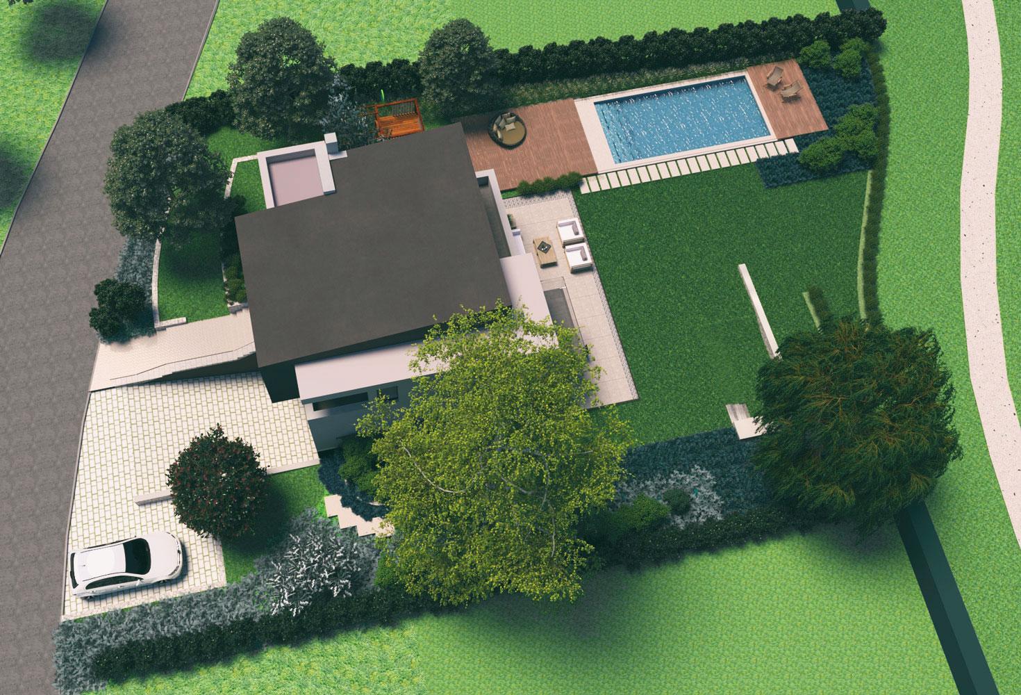 Golf House Opop Studio