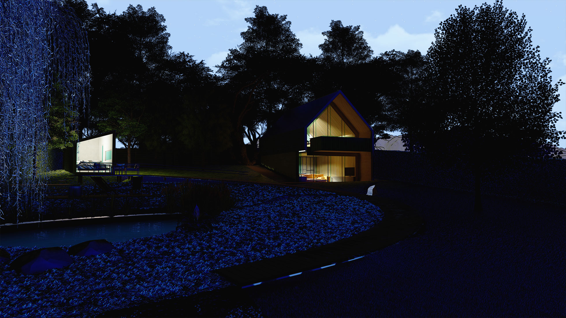 landscape architecture, landscape design, opop studio, željko radišić