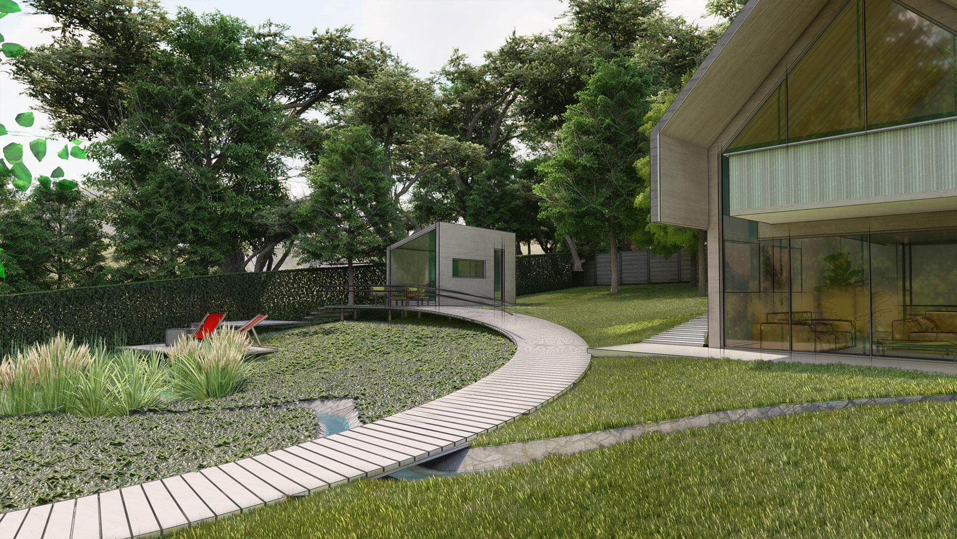 Projekt krajobraznog uređenja, landscape architecture, landscape design, opop studio, željko radišić